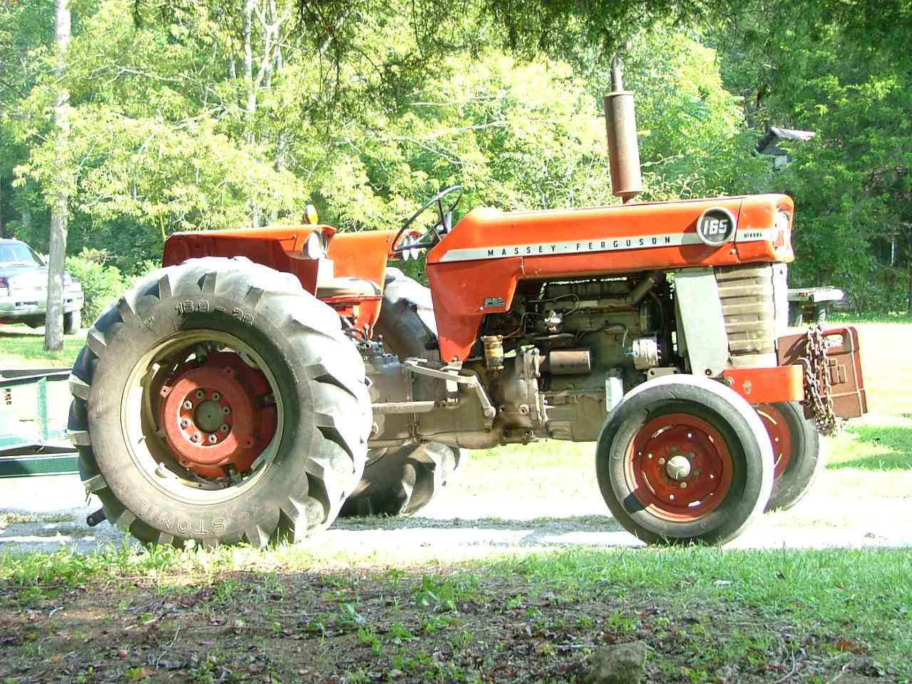 Old Time Tennessee Tractor