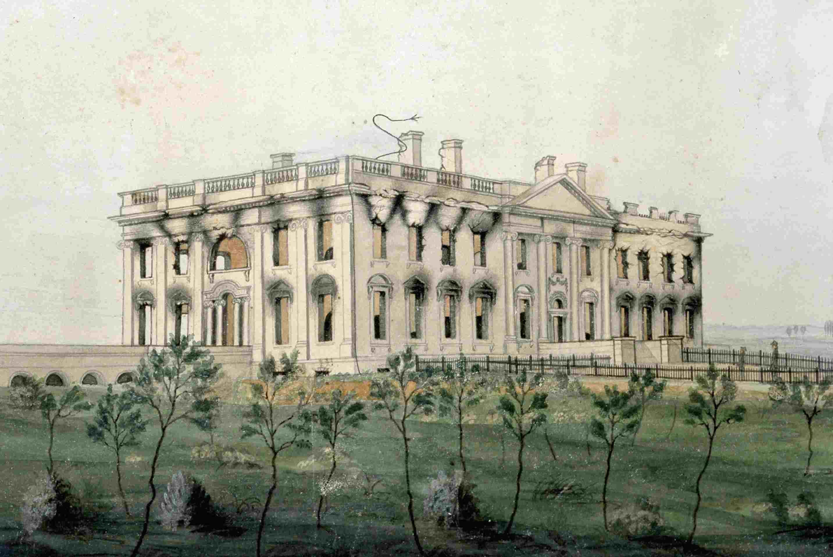 12 White House Facts You May Not Know