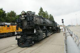 Union Pacific 9000
