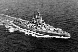 USS Nevada (BB-36)