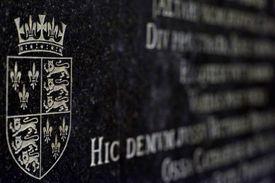 English King Henry V's Secret Chapel in Westminster Abbey