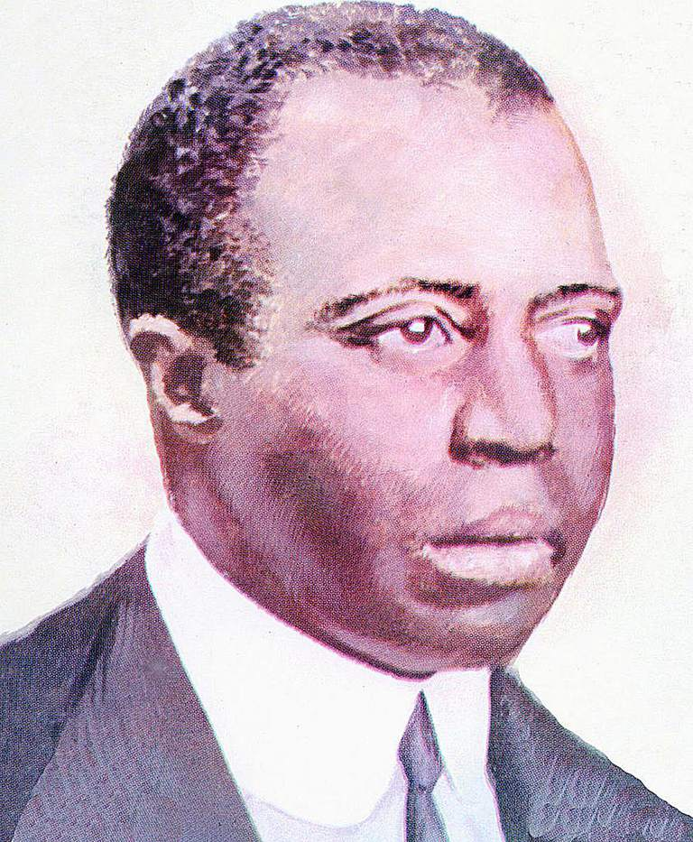 Scott Joplin, the King of Ragtime, 1910