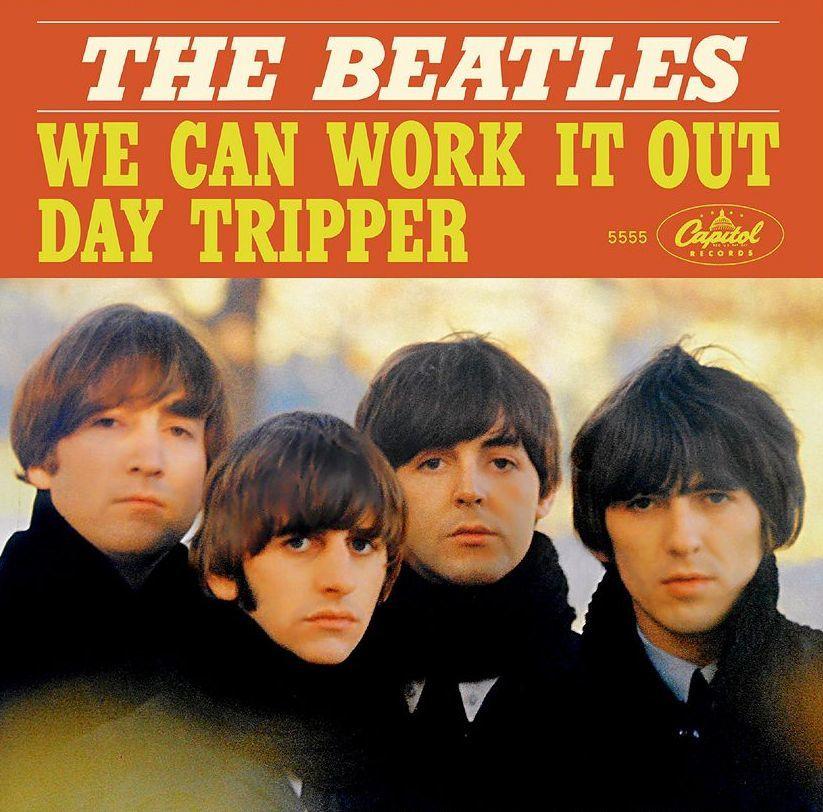 Top 25 Beatles Songs