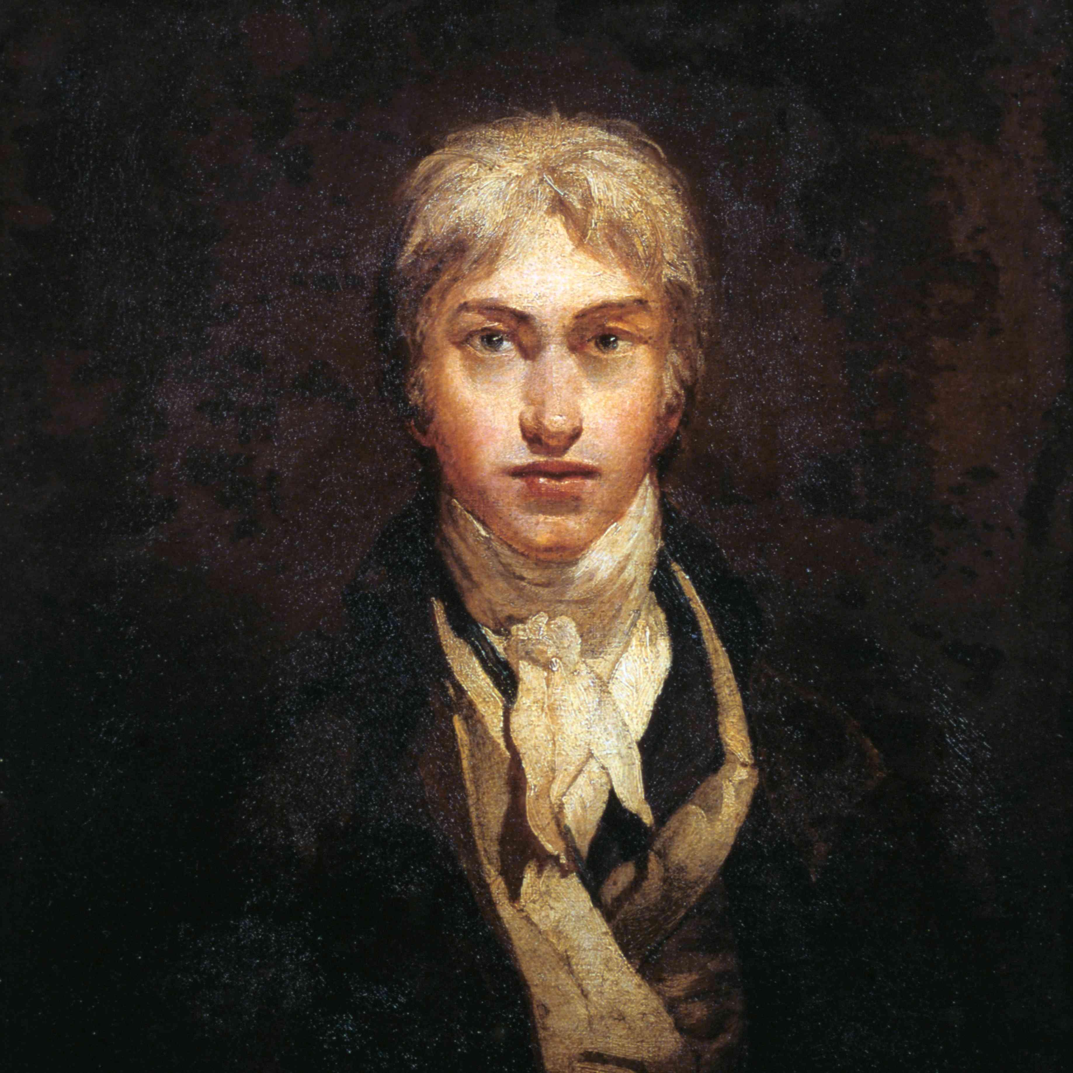 william turner self portrait