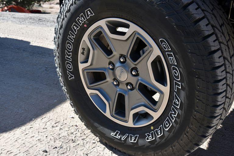Yokohama Geolandar A/T G015 Tire Review