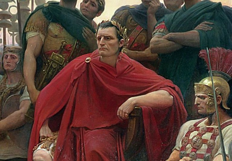julius caesar and the battle of munda