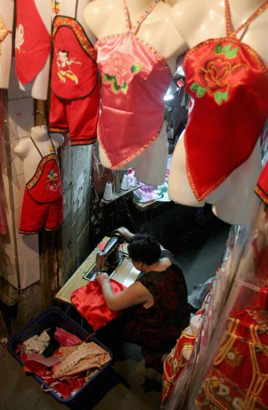 Chinese Clothing: Dudou