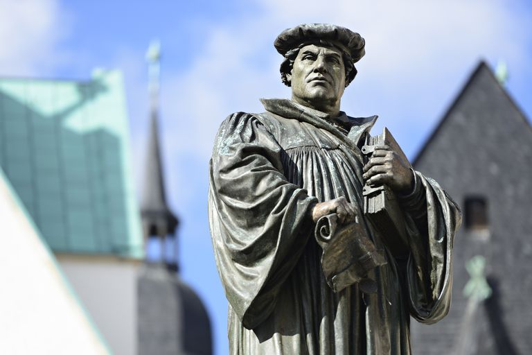 Martin Luther Protestant reformer