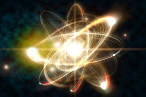 Atom Particle