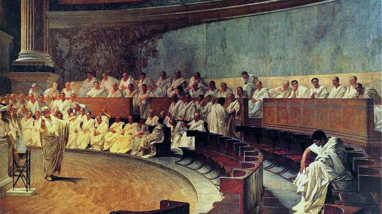 The Roman Republic and Its Government