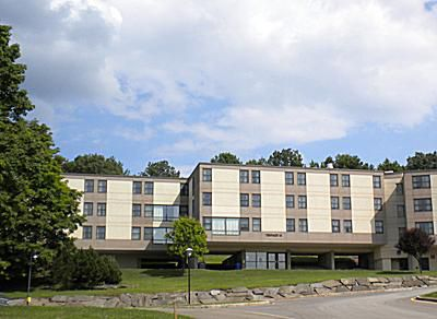 Terrace Residence Halls at Ithaca College
