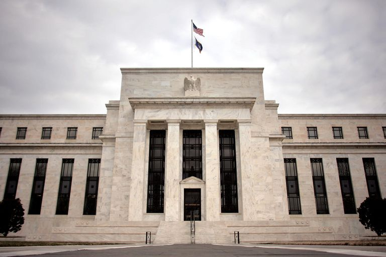 Federal Reserve Lowers Key Rate By Three Q...