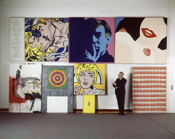 The History of Pop Art (1950s-1970s)