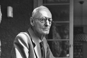 Portrait Of Hermann Hesse