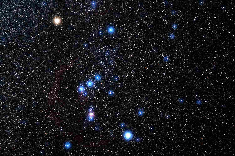 stars in the sky names