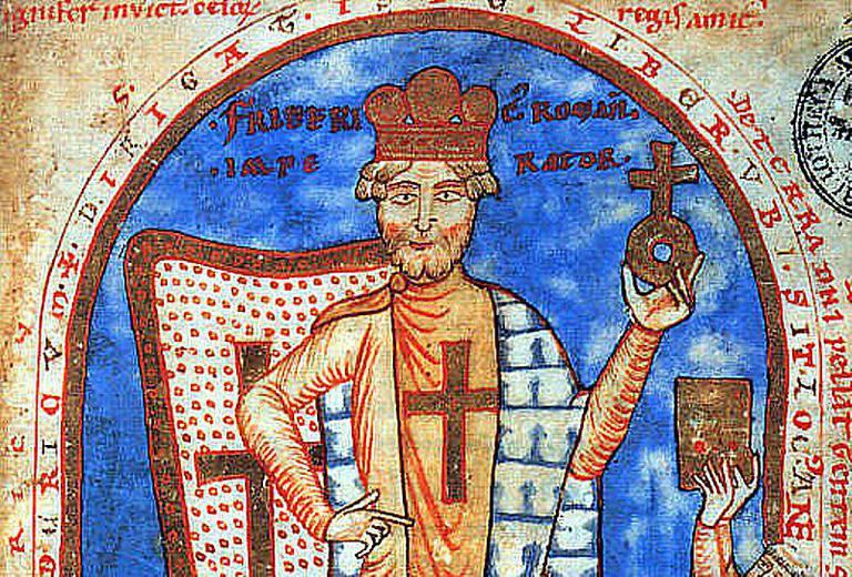 Frederick I Barbarossa