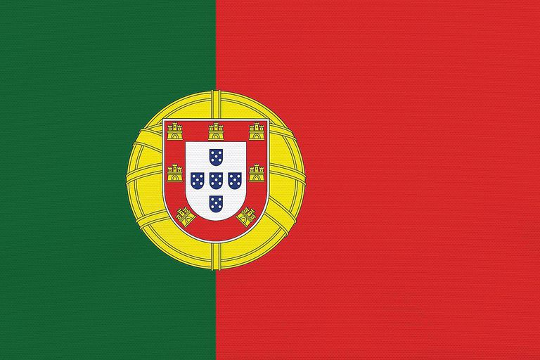 The flag of Portugal was planted on several continents around the planet during the time of the Portuguese Empire.
