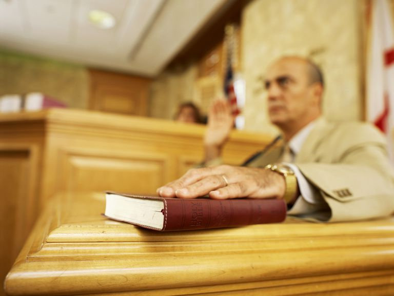 Lawsuits Among Believers