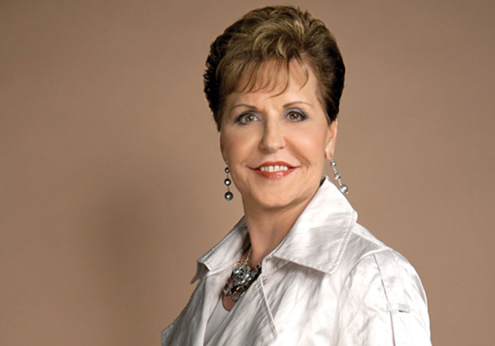 Joyce Meyer and the Word of Faith Ministry Leader