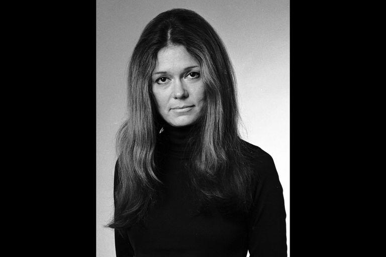 Gloria Steinem, 1975
