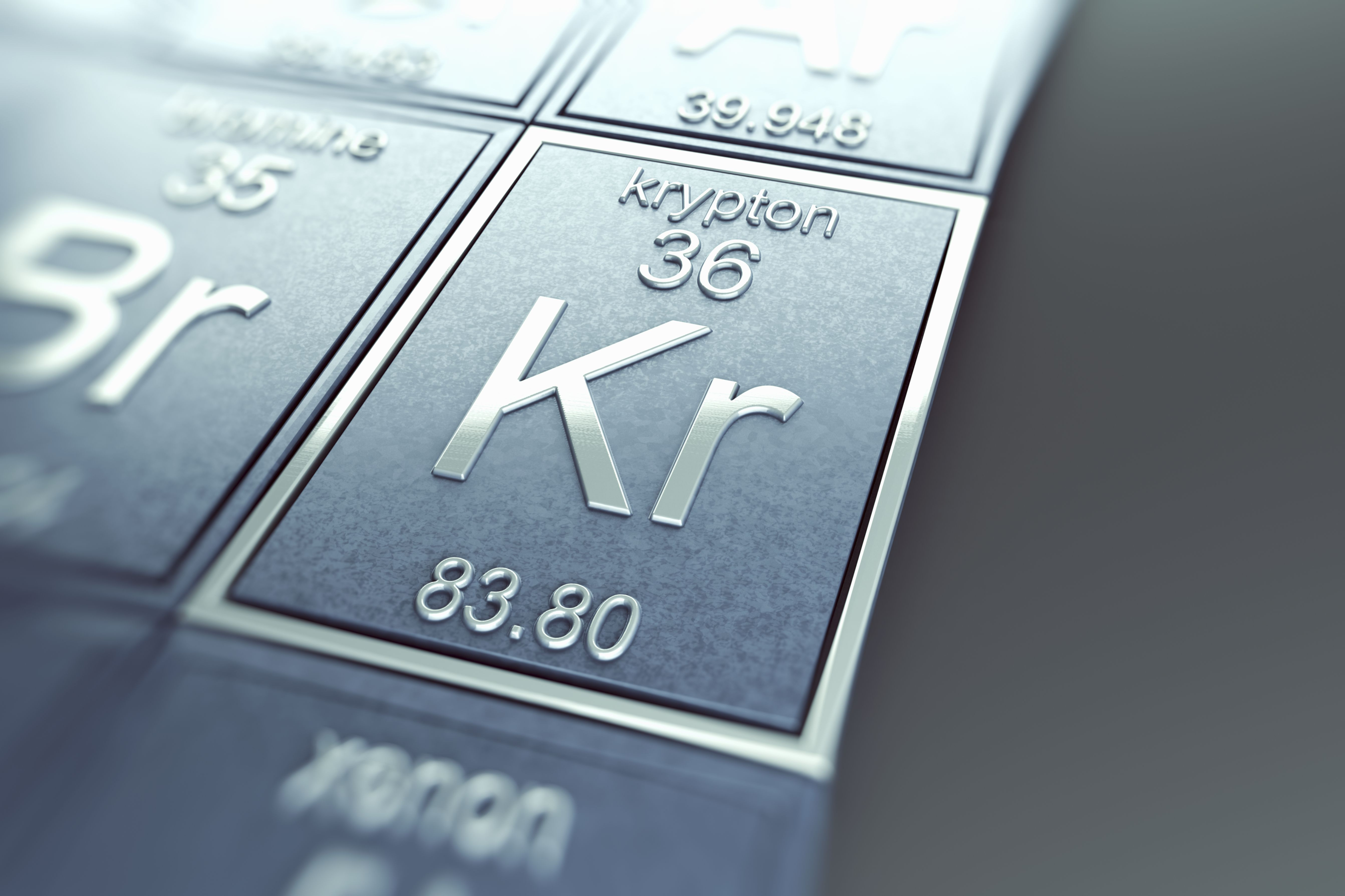 Krypton is a noble gas.