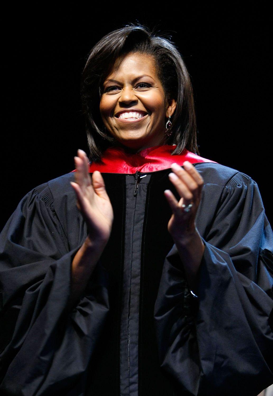 Michelle Obama June 2009