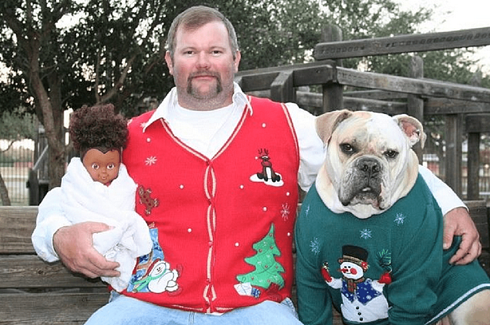 worst family christmaspng - Awkward Family Christmas Photos