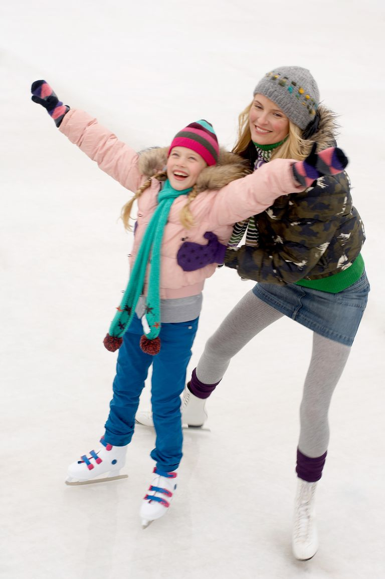 Learn to Figure Skate!