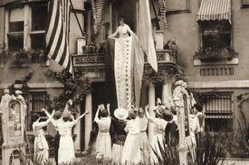 Alice Paul in 1920