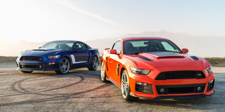2016 RS3 ROUSH Mustang