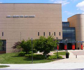 Morgan State University Fine Arts Center