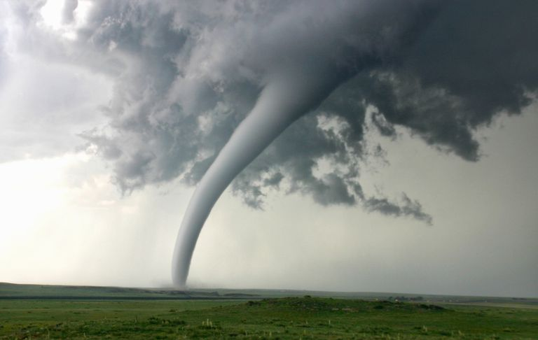 A 5 Minute Introduction To Tornadoes