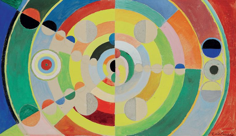 robert delaunay relief