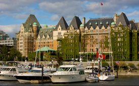Victoria, British Columbia Inner Harbour