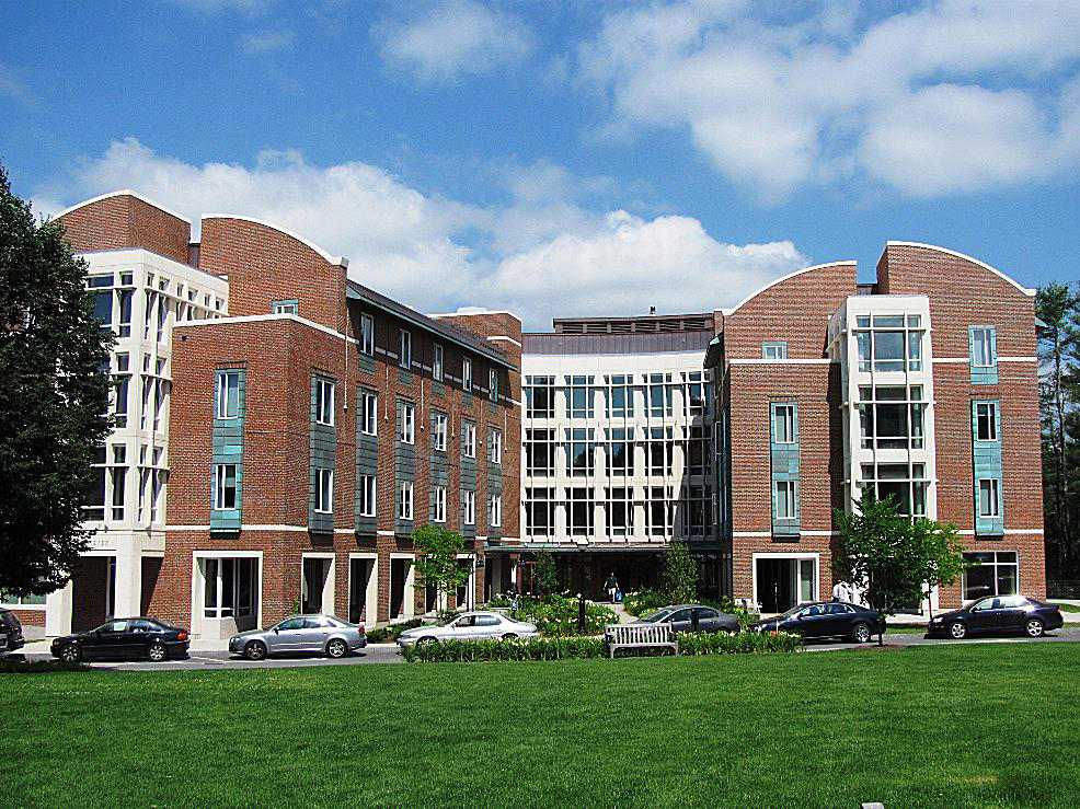 Raether Hall at Dartmouth College