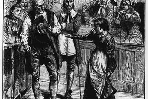 Trial of Giles Corey