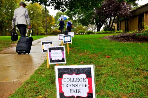 College Transfer Fair