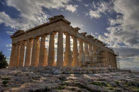 Parthenon of Athens