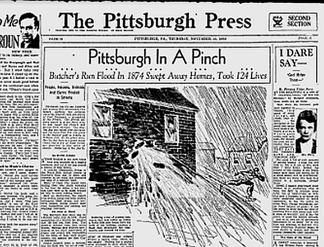 Pittsburgh Historical Newspapers - Google News Archive
