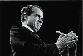 Richard Nixon - situated ethos
