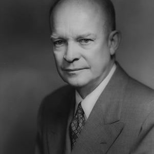 Dwight D Eisenhower, Thirty-Fourth President of the United States