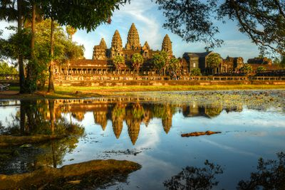 What Caused the Collapse of the Angkor Civilization?