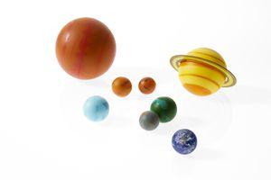 Model planets