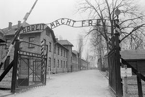 Gateway to the Concentration Camp