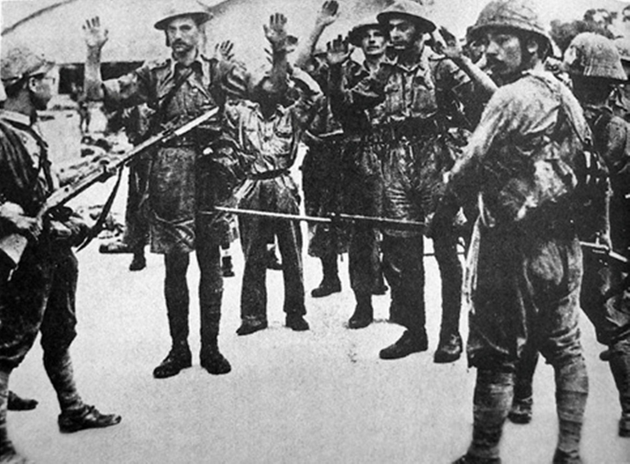 World War II: Battle of Singapore