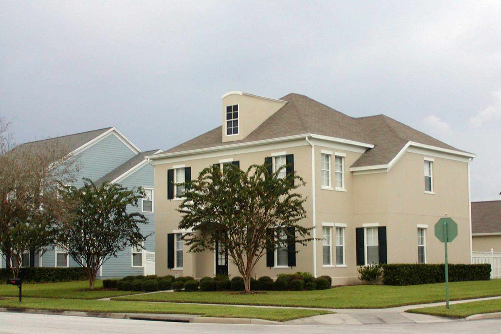 Neotraditional Home in Celebration, Fla.