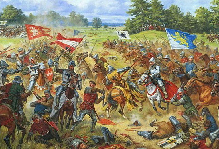 Battle of Grunwald (Tannenberg) 1410