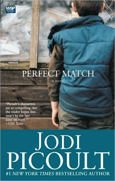 jodi picoult writing style