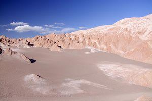 Chile desert