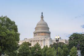 US Capitol Building, Washington DC